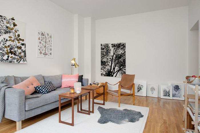 Inspiration scandinave madame marion for Deco interieur nordique