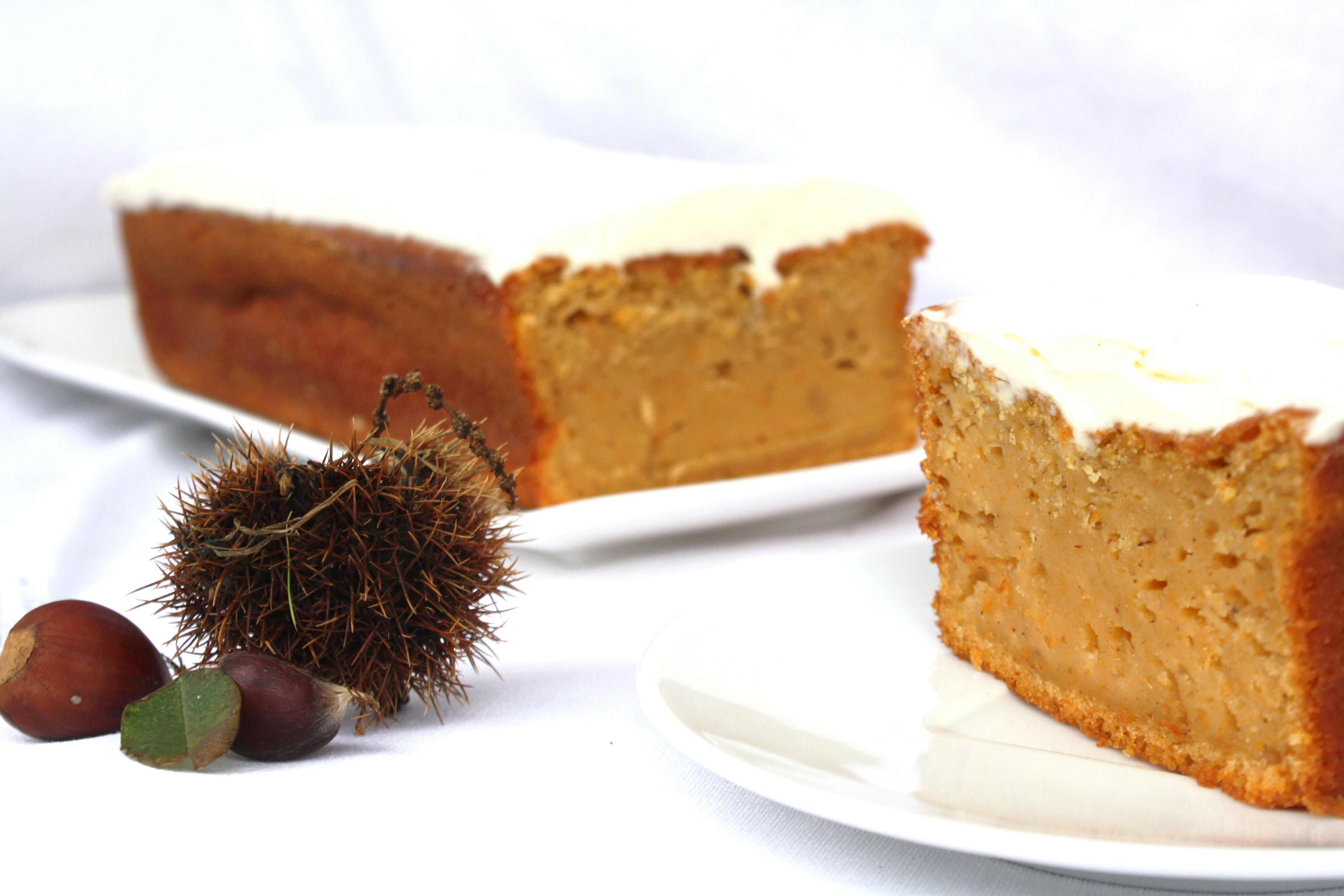 Cake au potiron madame marion - Cake au potiron sucre ...